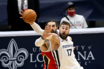 New Orleans Pelicans, Memphis Grizzllies