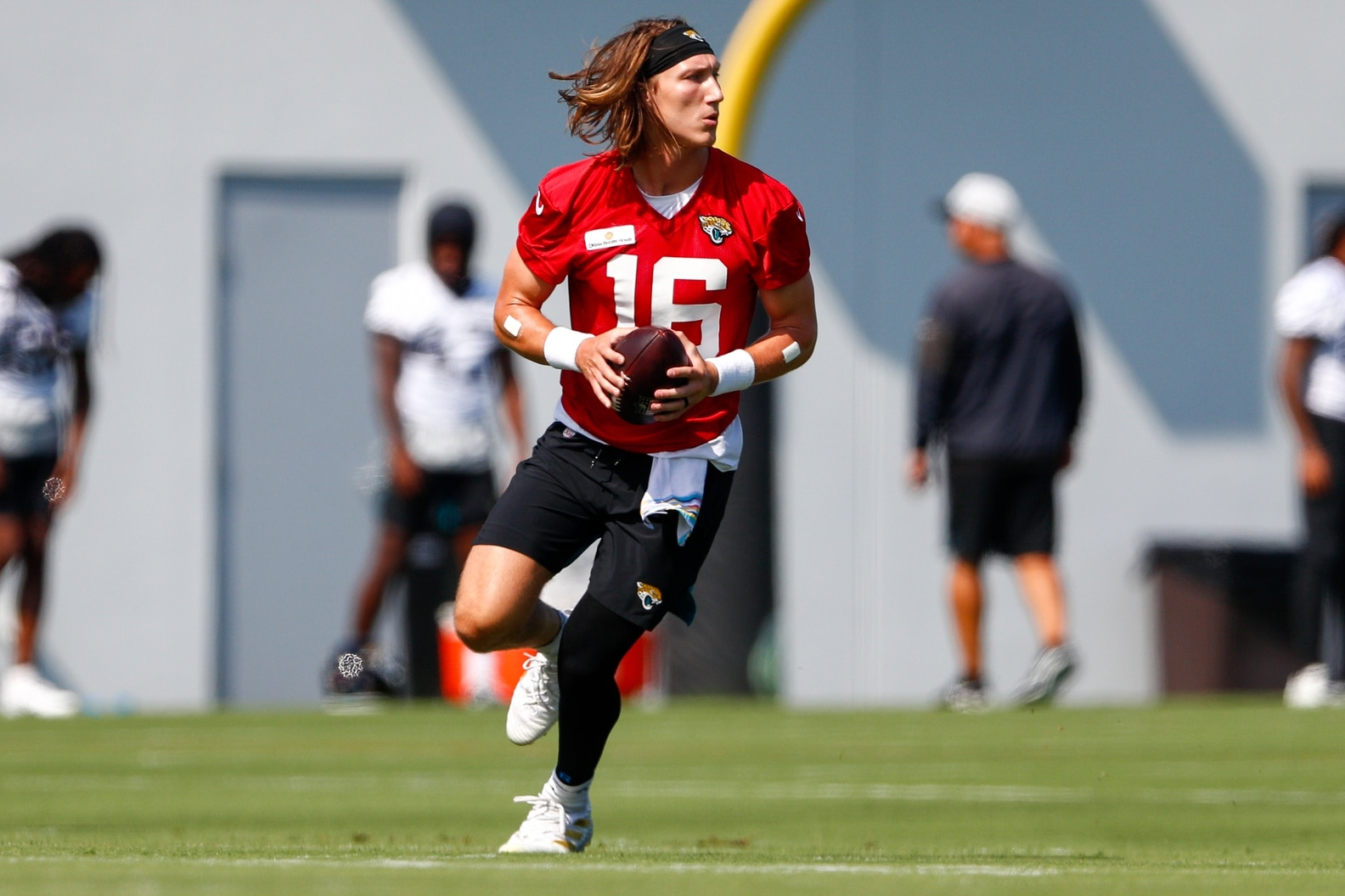 Jacksonville Jaguars QB Trevor Lawrence expected to be ready for training  camp