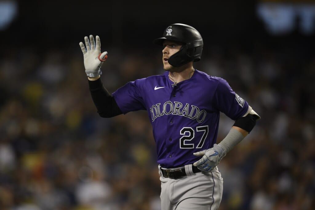 MLB trade deadline, Trevor Story