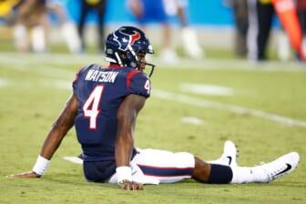 Carolina Panthers reportedly still considering Deshaun Watson trade