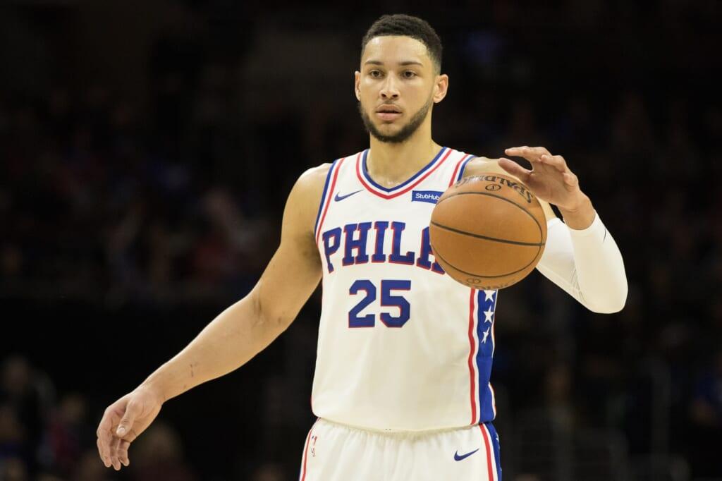 NBA Draft trades: Ben Simmons