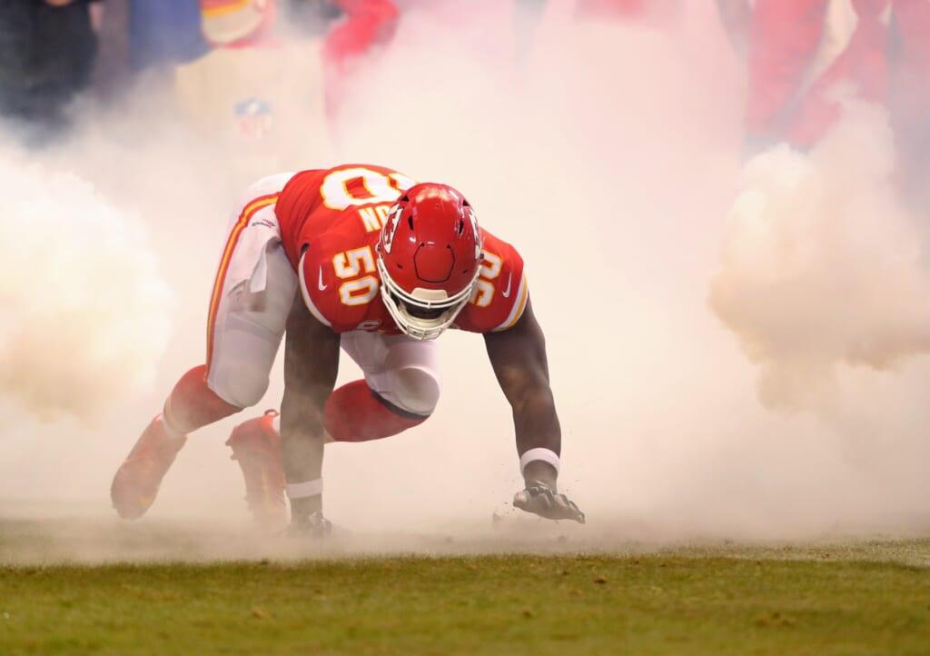 Justin Houston, Kansas City Chiefs