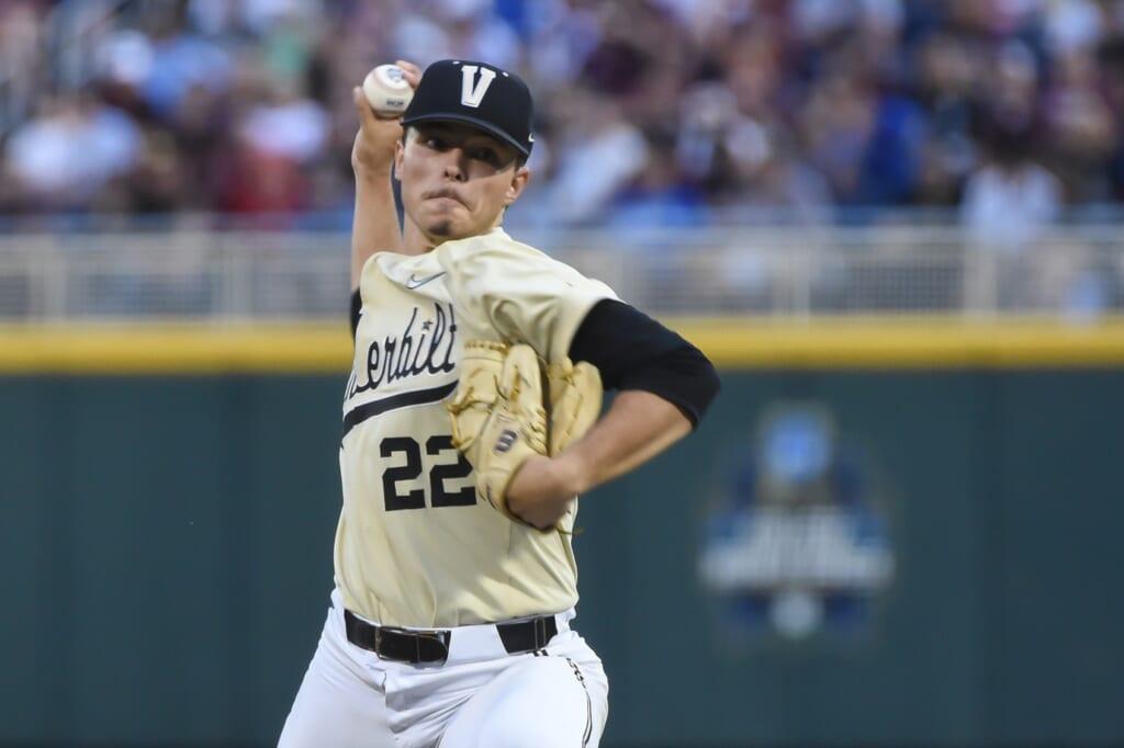 MLB top prospects, Jack Leiter