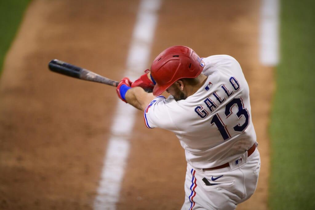 MLB trade deadline, New York Yankees, Joey Gallo