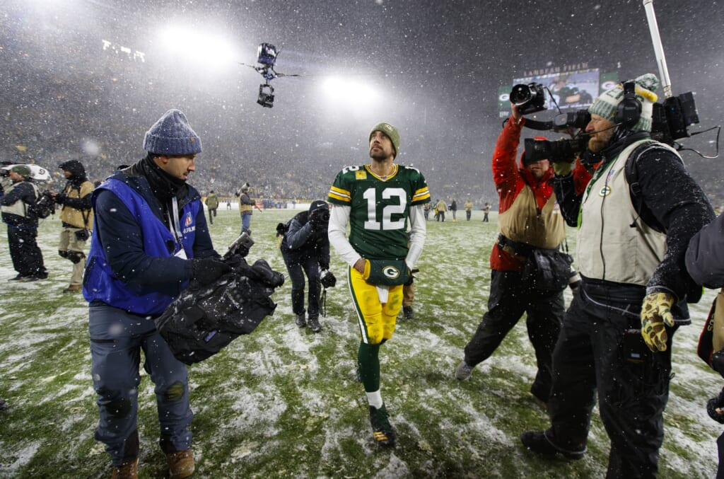 Why Aaron Rodgers' mental health remarks underscore huge divide with Packers front office