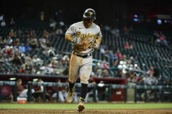 Pirates-Adam-Frazier-San-Diego-Padres