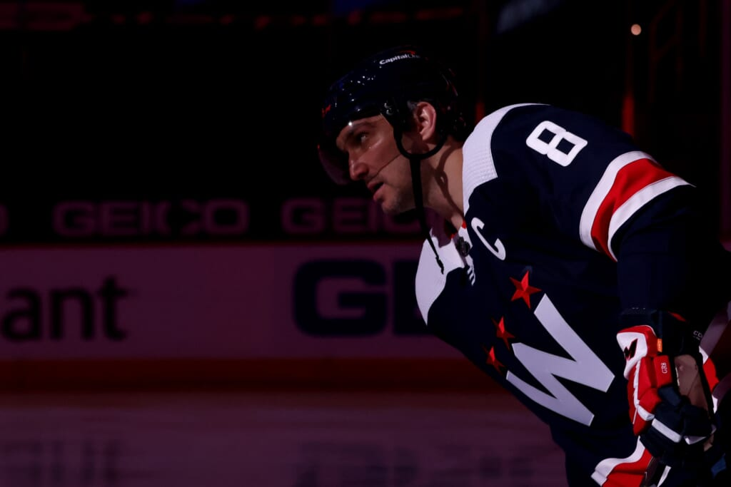 Top 20 NHL free agents of 2021: Alex Ovechkin