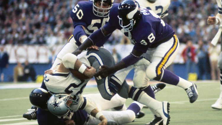 all-time nfl sack leaders: alan page