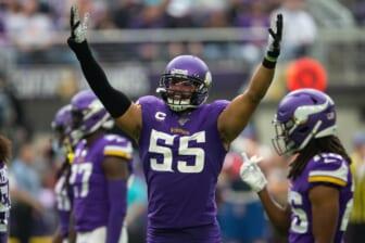 Veteran Minnesota Vikings leaders could guide the ship to Super Bowl LVI