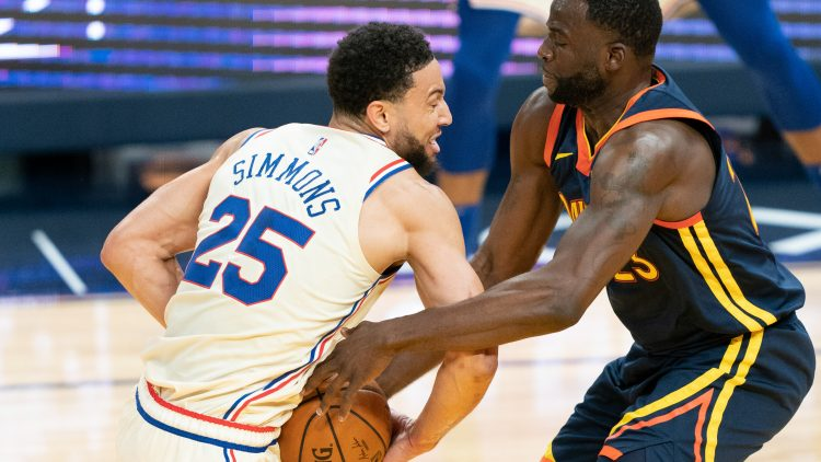 ben simmons trade to the golden state warriors