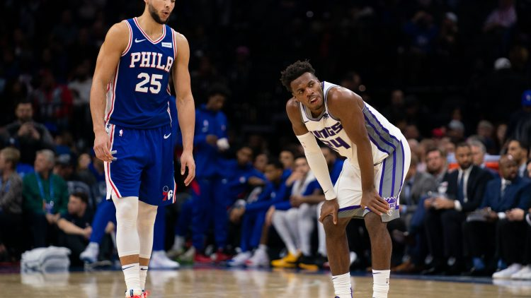 ben simmons trade to the sacramento kings for buddy hield