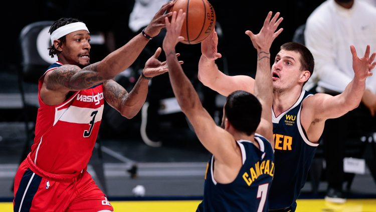 bradley beal trade to the denver nuggets