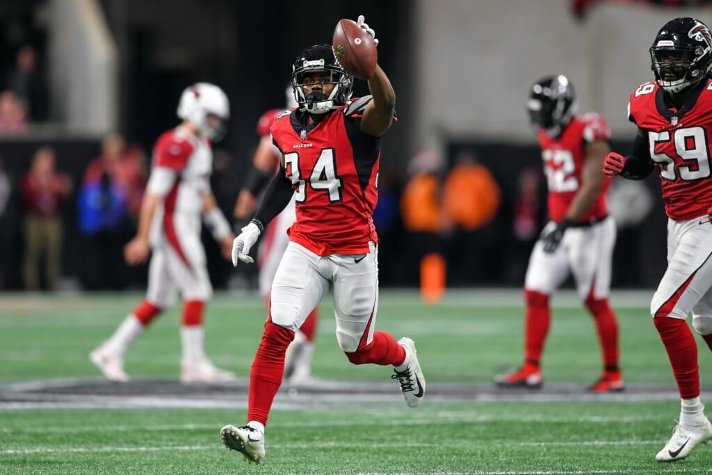 Atlanta Falcons reel in Brian Poole (again)