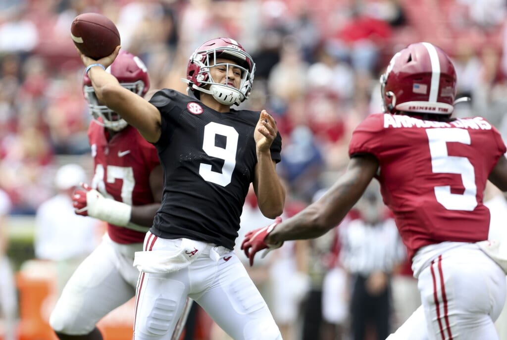 Bryce Young has the skills to handle the elevated Alabama QB standard