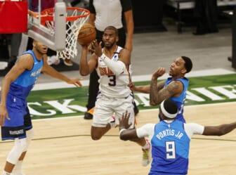 4 biggest keys in Milwaukee Bucks-Phoenix Suns NBA Finals matchup