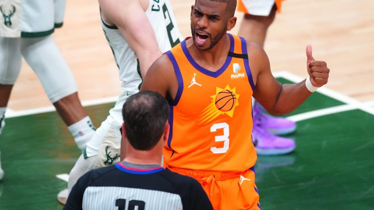 chris paul bombs in game 4 of the nba finals
