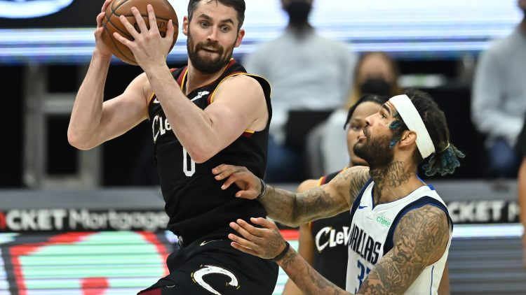 cleveland cavaliers use third pick to rid them of kevin love