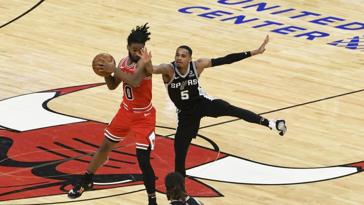dejounte murray trade to the chicago bulls