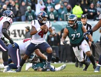 3 Deshaun Watson trade scenarios for the Philadelphia Eagles to consider