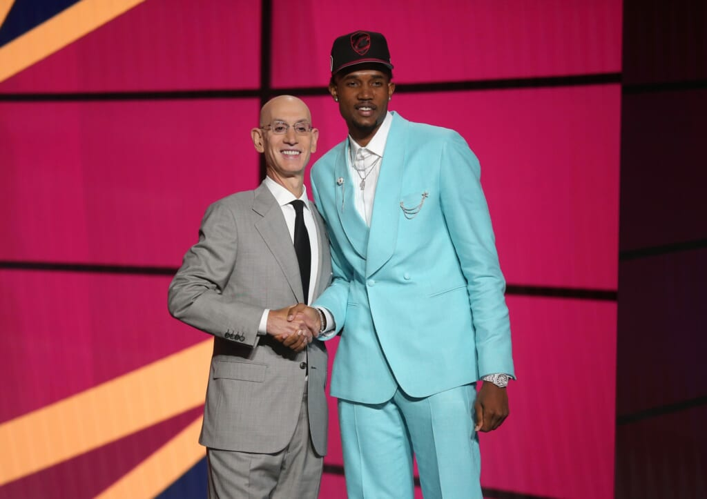Biggest winners and losers from the 2021 NBA Draft