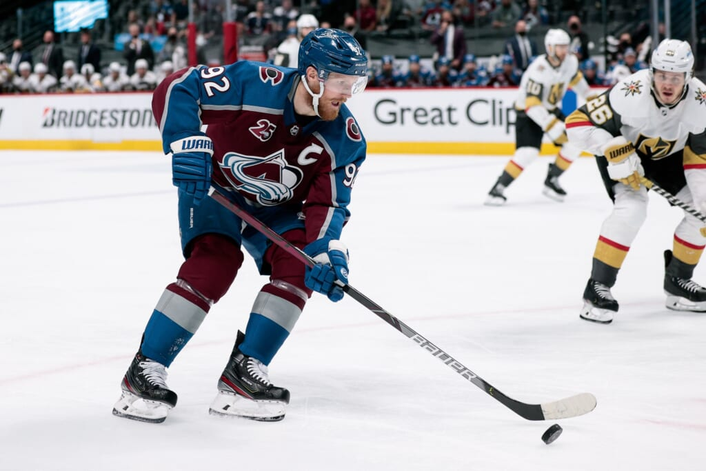 Top 20 NHL free agents of 2021: Gabriel Landeskog