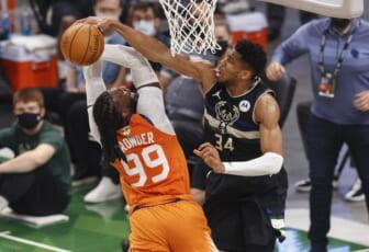 NBA defensive rankings: Bucks command No. 1 spot after Finals triumph
