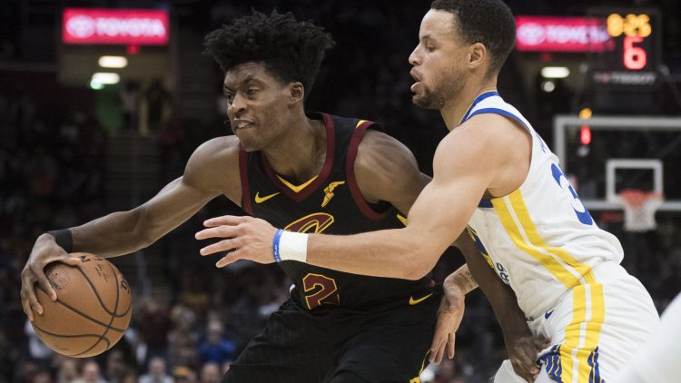 golden state warriors trade for collin sexton