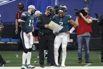 Why Philadelphia Eagles drafted Jalen Hurts, according to Doug Pederson