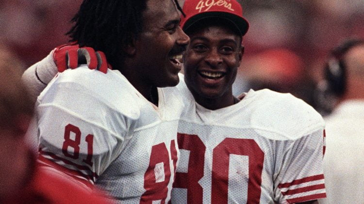 jerry rice, all-time nfl receiving leader