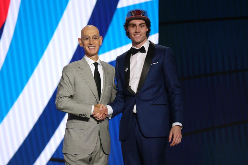 NBA Draft loser: Oklahoma City Thunder still playing the long game