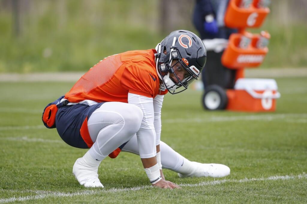 Keys to a Justin Fields-led Chicago Bears juggernaut
