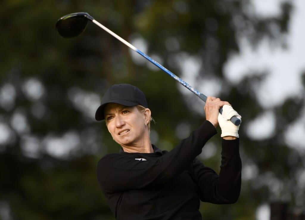 Best female golfers of all-time: Karrie Webb
