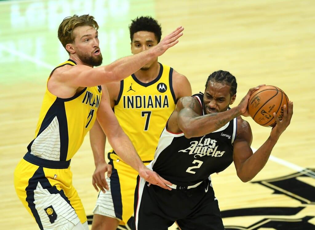 Indiana Pacers take big swing to land Kawhi Leonard