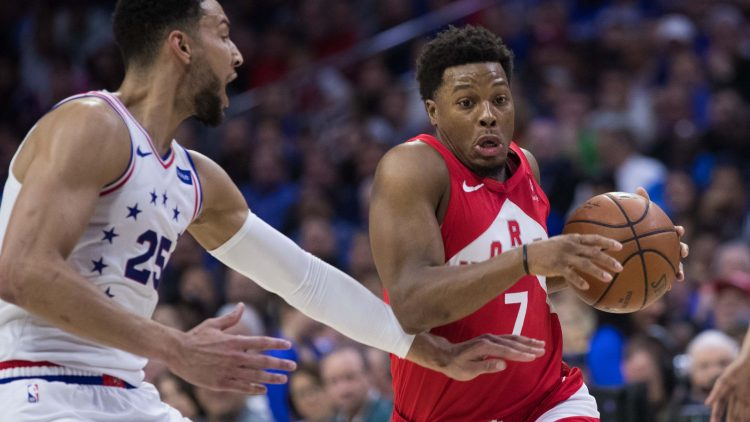 kyle lowry trade to the philadelphia 76ers for ben simmons