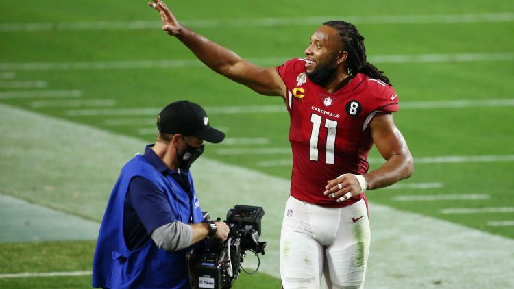 larry fitzgerald signs with the buffalo bills