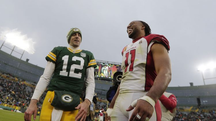 larry fitzgerald signs with the green bay packers