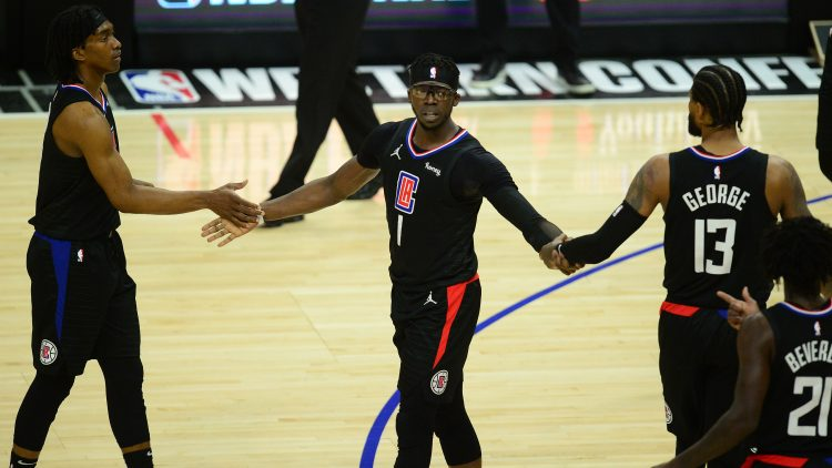 los angeles clippers free agents: reggie jackson