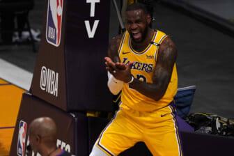 NBA power rankings, Los Angeles Lakers
