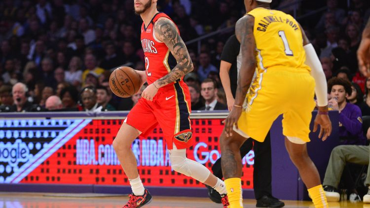 los angeles lakers trade for lonzo ball?
