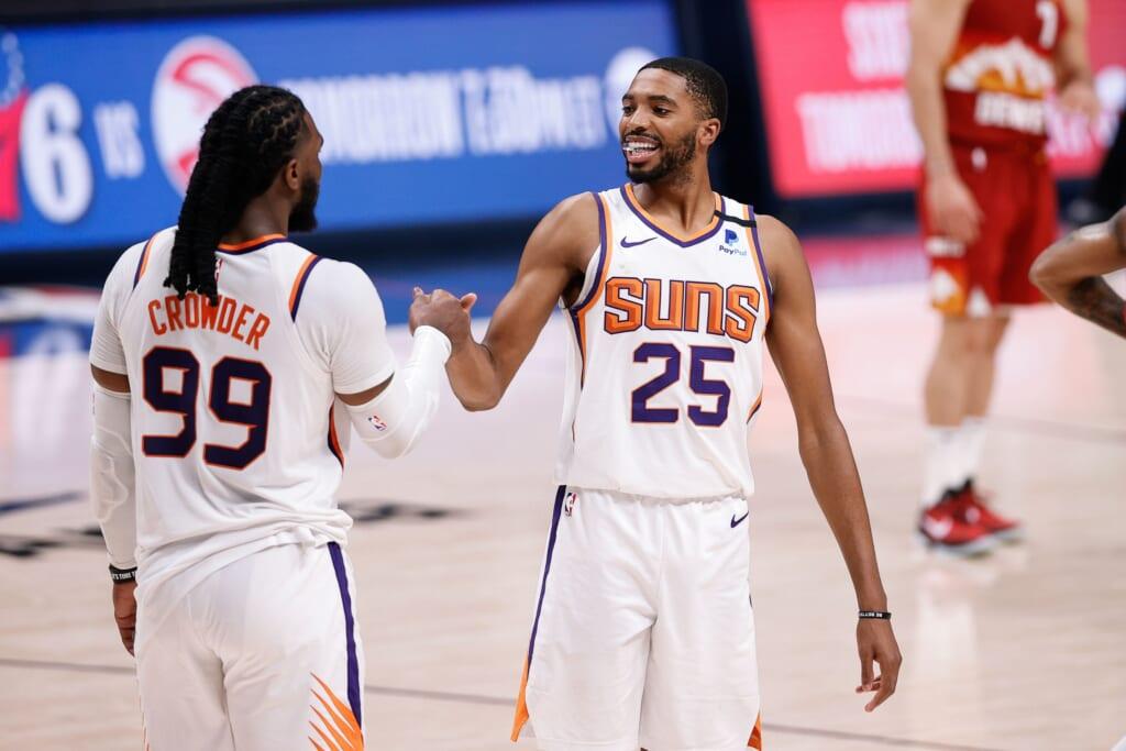 NBA free agents 2022: Mikal Bridges