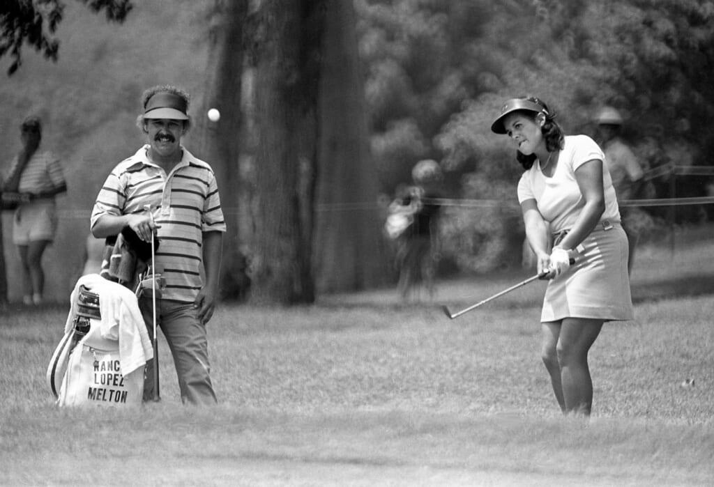 Best female golfers of all-time: Nancy Lopez