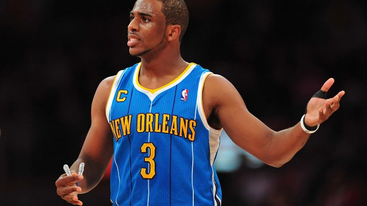 nba free agency: chris paul signs with the new orleans pelicans