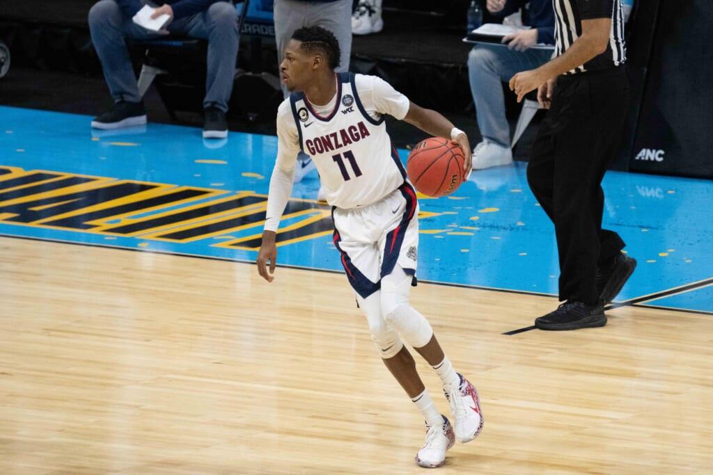 Los Angeles Lakers draft picks: Joel Ayayi