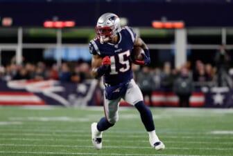 New England Patriots' N'Keal Harry demands trade, 3 potential landing spots