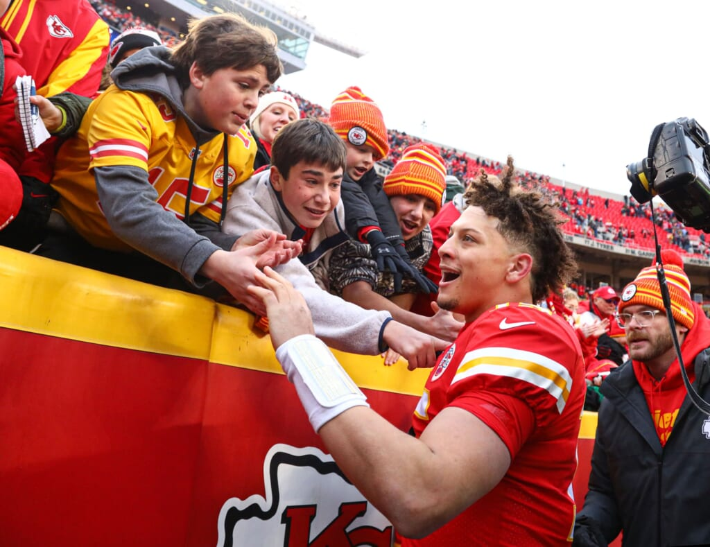 Why Patrick Mahomes doesn't need to walk back Justin Herbert comments