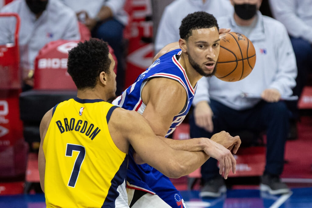 NBA draft trades: Ben Simmons to the Indiana Pacers