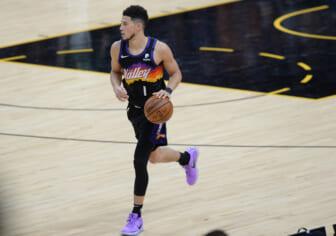 Devin Booker, Phoenix Suns, NBA FInals