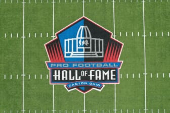 LOOK: Pro Football Hall of Fame stages extraordinary tribute to 2020 NFL season