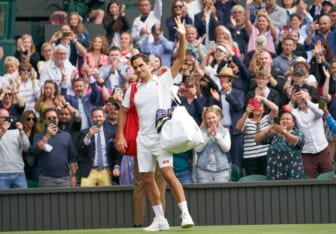 Roger Federer pulls out of Tokyo Olympics with knee injury