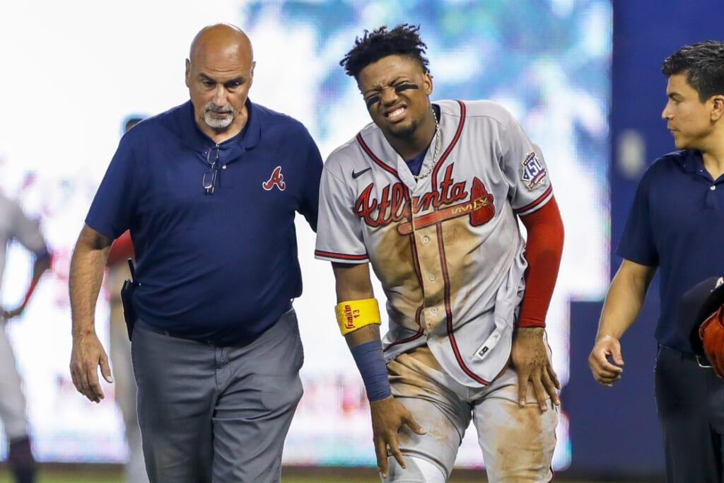 3. Atlanta Braves expand lineup versatility with Byron Buxton trade